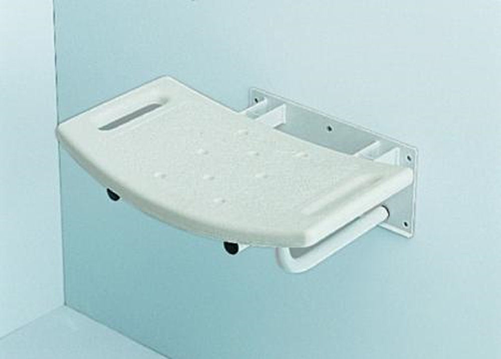 Fold Up Wall Mounted Shower Seat Shower Seats Wall