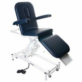 Podiatry/Examination Chair MK1 - Balmain Blue