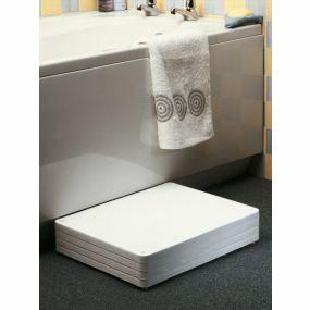Adjustable Height Bath Step