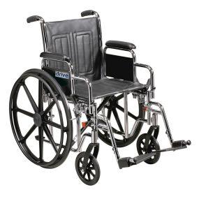 Bariatric Sentra EC Wheelchair - 20