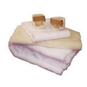 Bed Fleece 100% Pure New Wool - Double