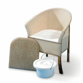 Bedroom Commode Chair