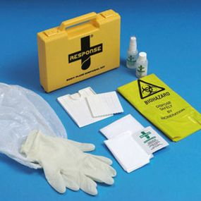 Body Fluid Disposal Kit - Standard