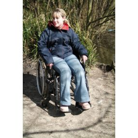 Deluxe Breathable Wheelchair Jacket - Large