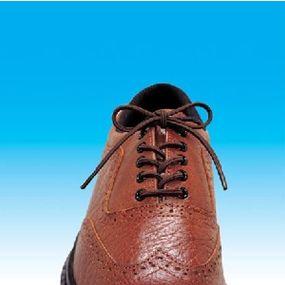 Round Style Elastic Shoelaces - Black 32
