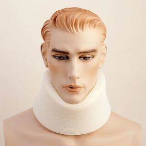 Foam Cervical Collar - Medium