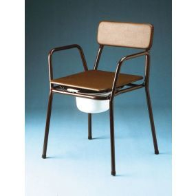 Fixed Height Commode Chair