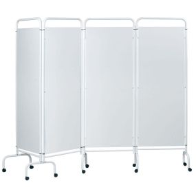 Mobile Folding Medical Screen