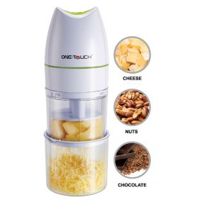 One Touch Power Grater
