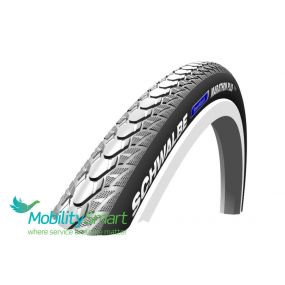 Schwalbe - Marathon Plus Wheelchair Tyre - 24 X 1 (25-540)