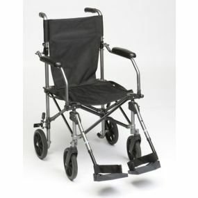 Travelite Folding Wheelchair