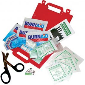 Water Gel Burn Kit - Deluxe