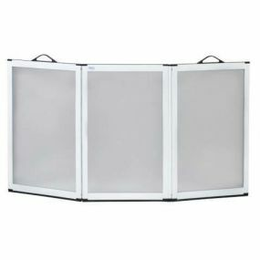 Portascreen 3 Panel Shower Guard