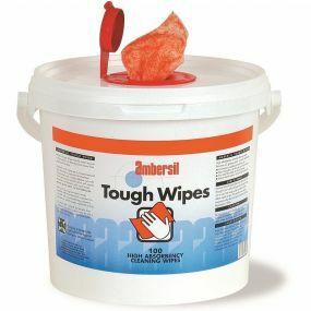Ambersil Tough Wipes - 100 Wipe Tub