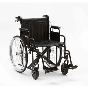 Bariatric Sentra EC Wheelchair - 24