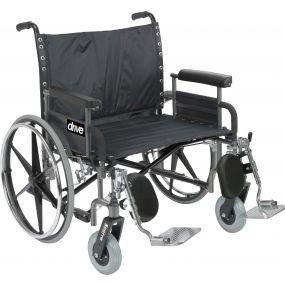 Bariatric Sentra EC Wheelchair - 30
