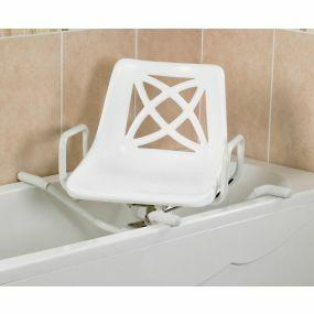 Aluminium Swivelling Bath Seat - 26 Inch
