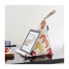 Blue Badge Tablet Cushion- Nelly