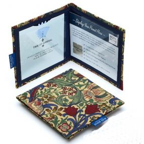William Morris Permit Covers - Golden Lilly