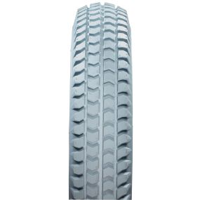 Cheng Shin - Solid / Puncture Proof Grey Tyre (Pattern Block C248) - 300 X 8
