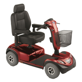 Invacare - Comet Mobility Scooter (Blue or Red)