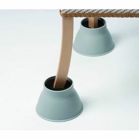 Elephant Feet Chair and Bed Raisers - 90mm (3.5