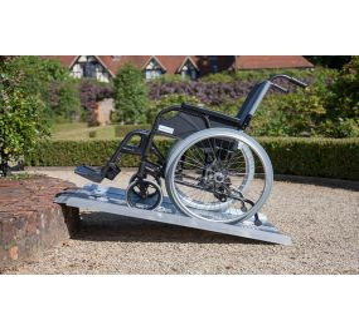 Folding Wheelchair Ramp - 3ft