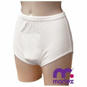 Martex - Unisex Pouch & Pad Pants - Large