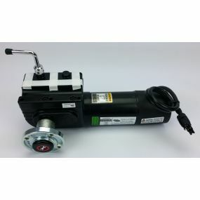 Invacare - Mirage Powerchair - 24V DC Motor, Gearbox & Electromagnetic Brake (Right Side)