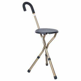 Height Adjustable Stick Seat