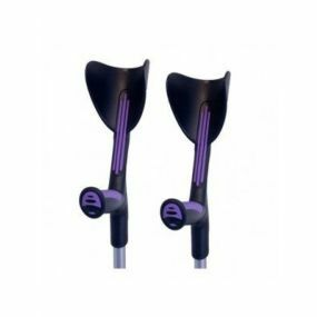 Advance Elbow Crutches - Purple