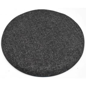 Kozee Komforts Easy Turn Cushion - Black (14x1.5