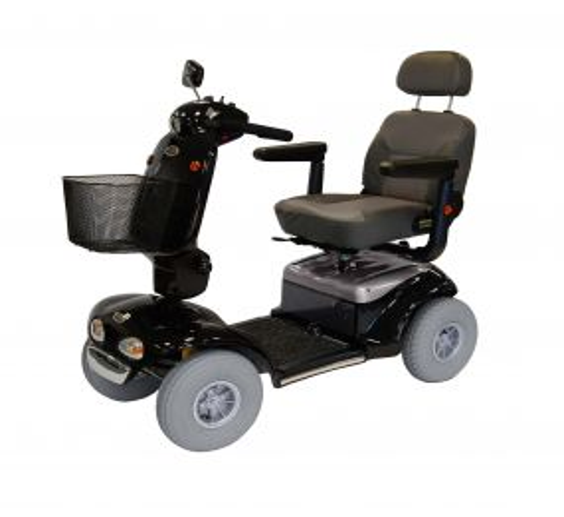 Shoprider Cadiz Mobility Scooter - Black