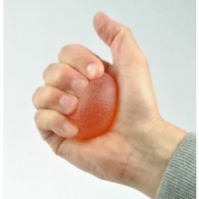 Gel Ball Hand Exerciser - Red (Soft)