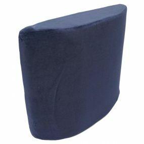 Restwell Memory Foam Backrest Cushion - (23x16