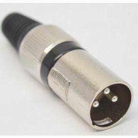 Heavy Duty XLR Connector (Plug)