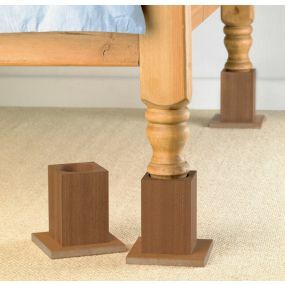 Wooden Chair/Bed Raisers - 13cm (5