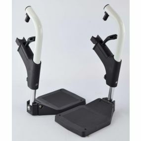 The Shower Commode Chair - Foot rest Kit