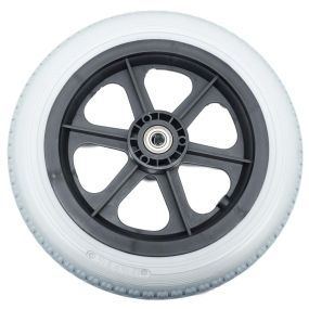 Escape Lite Wheelchair / Whirl Wheelchair 338-S - Replacement Rear Wheel & Solid Tyre