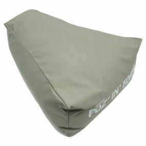Poz 'In' Form Abduction Cushion - Grey (13x12x6