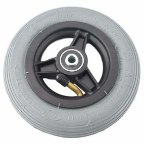 Mobility Castor Wheel With Pneumatic Tyre - 6 x 1 1/4