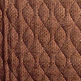 Velour Floor Pad - Brown