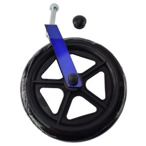 Spare Front Castor Expedition Plus Travel Wheelchair (Blue)
