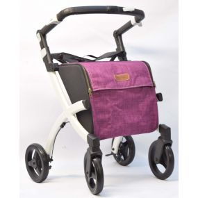 Rollz Flex Shopper & Rollator - Purple