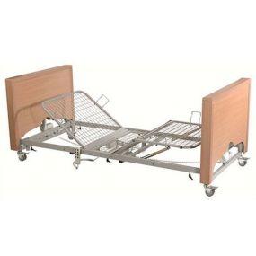 Casa Med Classic FS Low Bed No Side Rails (Metal Mesh)