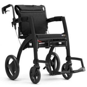 Rollz Motion 2-in-1 Rollator Transport Chair