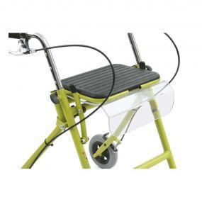Atila Posture Walker - Seat Cushion, Rubber