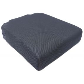 Invacare Flo-Shape Cushion - Black (18x21x4.5