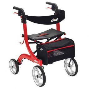Nitro Rollator Mini - Red