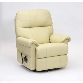 Borg Riser Recliner - Single Motor (Cream)